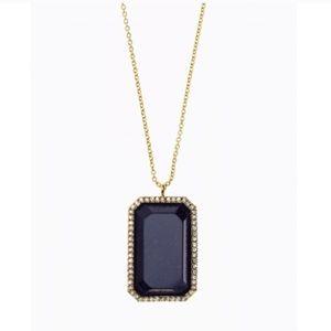 Kate Spade New York Night Sky Long Gold Necklace
